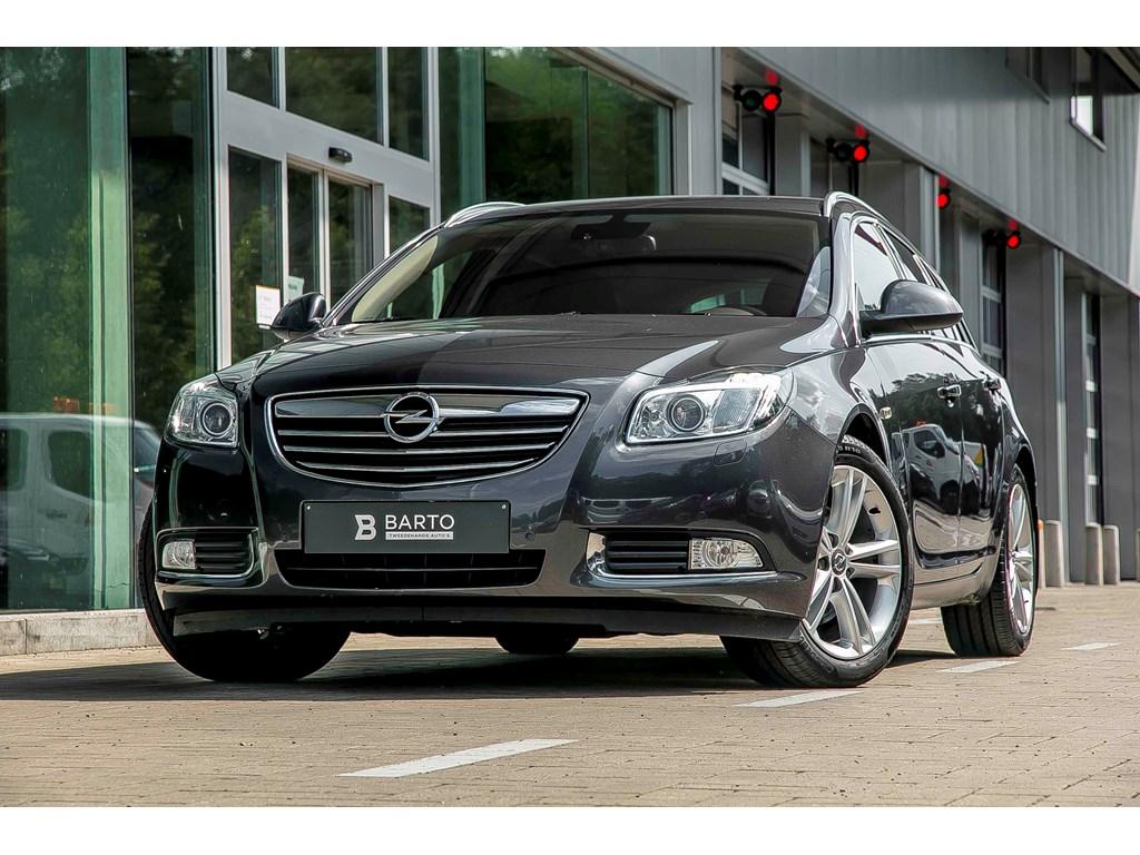Tweedehands te koop: Opel Insignia Anthraciet - 20d 130pk - Navi - Xenon - Flexride - Zetelverwarmingventilatie -