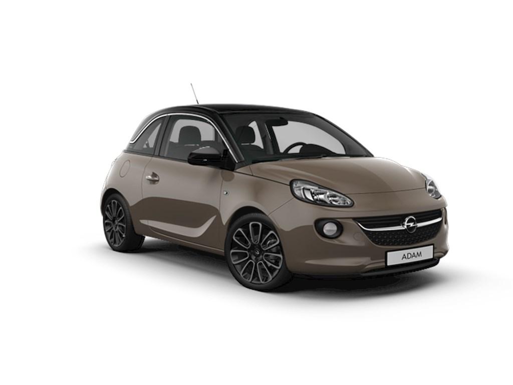 Tweedehands te koop: Opel ADAM Bruin - Jam 12 Benz 70pk - Nieuw - Navi - Chroom Pack - Favourite Pack