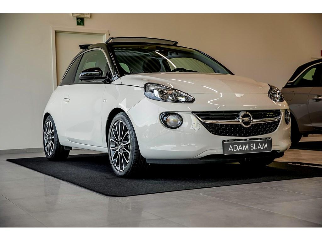 Opel-ADAM-Wit-Open-Air-12-Benz-70pk-Nieuw-Navi-Favourite-Pack-17-inch-velgen