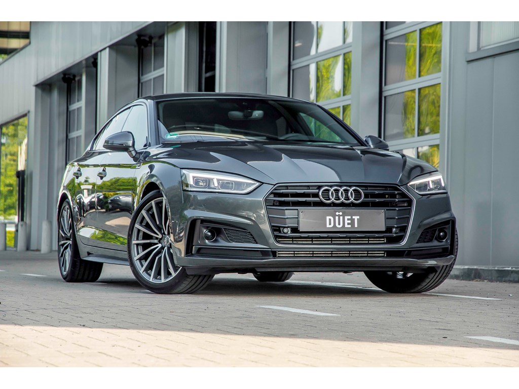 Audi-A5-New-Grijs-S-line-Shadow-Look-Pack-Tour-Virt-Cockpit-Full-LED