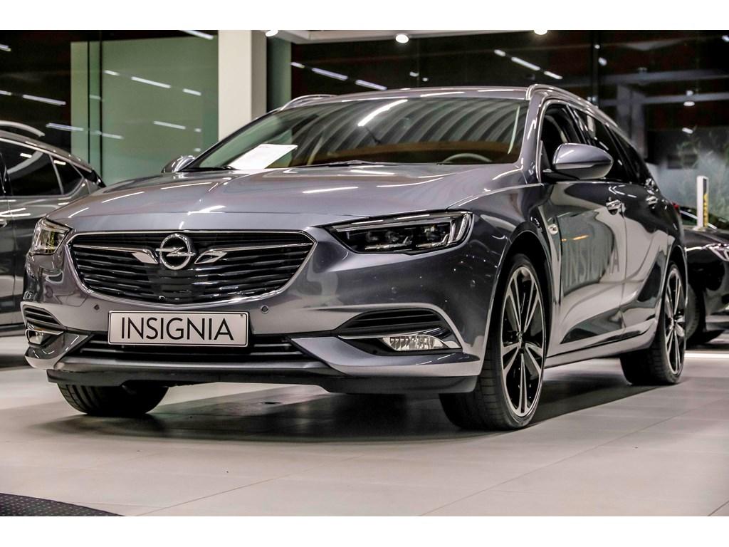 Tweedehands te koop: Opel Insignia Grijs - Sports Tourer Innovation - NIEUW - 20 CDTi Diesel 170pk - Leder - Navi - Led verlichting -