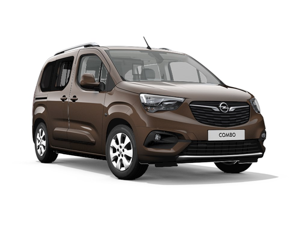 Tweedehands te koop: Opel Combo Bruin - Life Innovation 15 Turbo D BlueInjection 131pk Man 6 - Nieuw - Navigatie - Camera -