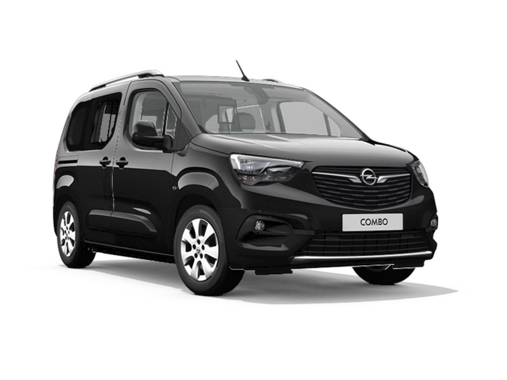 Tweedehands te koop: Opel Combo Zwart - Life Innovation 15 Turbo D BlueInjection 131pk Man 6 - Nieuw - Navigatie - Camera -