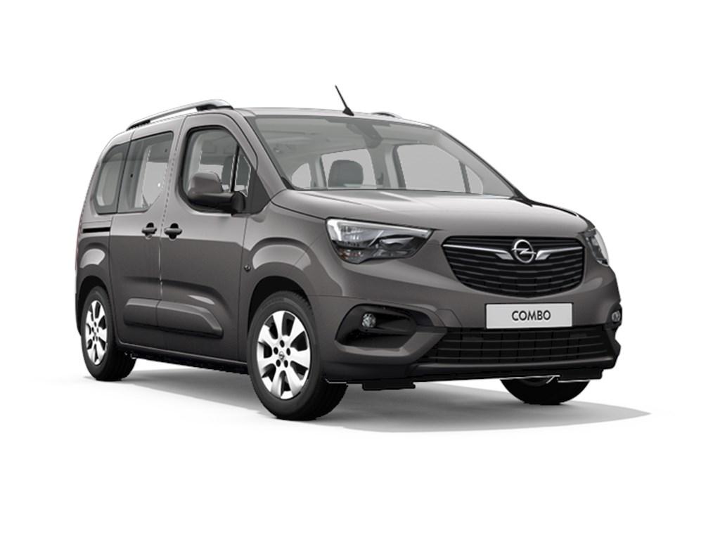 Tweedehands te koop: Opel Combo Grijs - Life Edition 15 Turbo D BlueInjection 102pk Man 5 - Nieuw - Navigatie - Park Pilot -