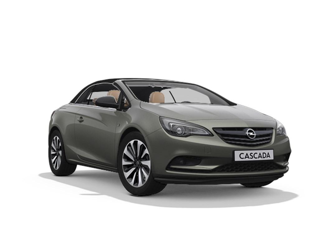 Tweedehands te koop: Opel Cascada Grijs - 16 Turbo 170pk AUTOMAAT benzine - Xenon - Leder - Navi - 19 wielen