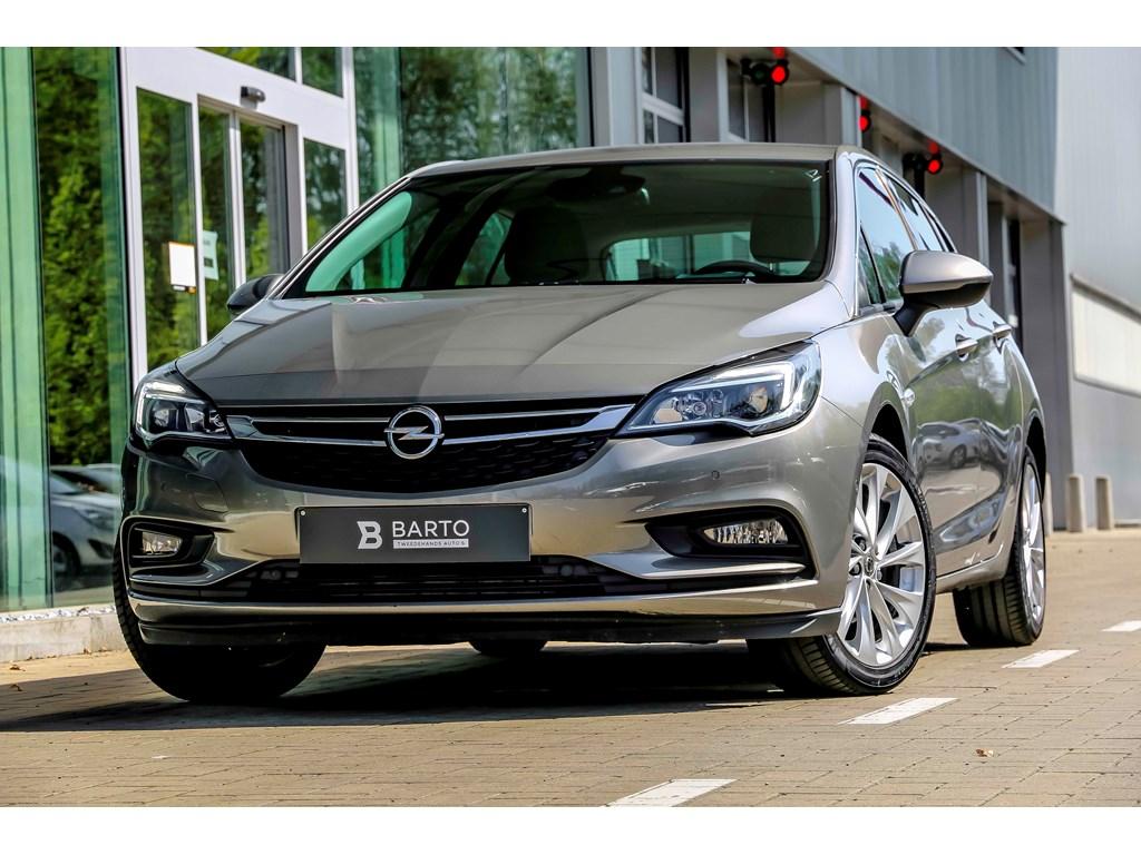 Tweedehands te koop: Opel Astra Grijs - 14b 150pk- Innovat - Camera - Dodehoek - Offlane - Navi -
