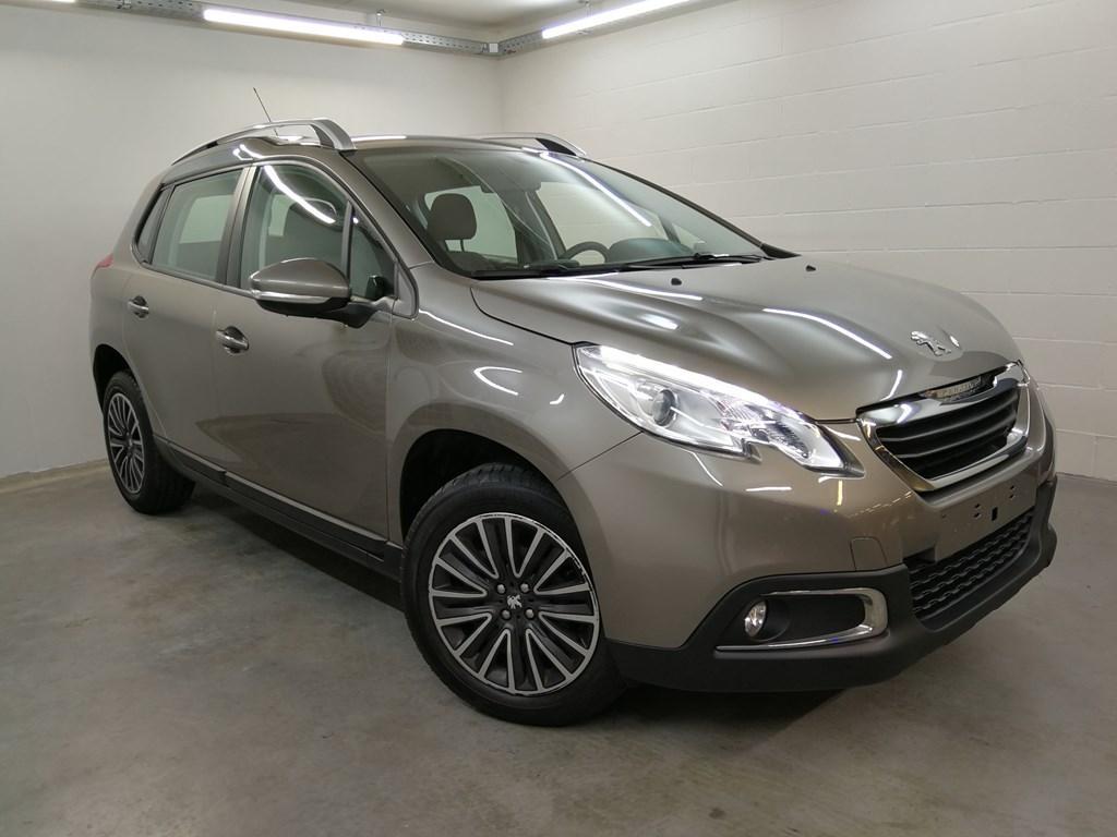 Peugeot 2008 4/5 Deurs