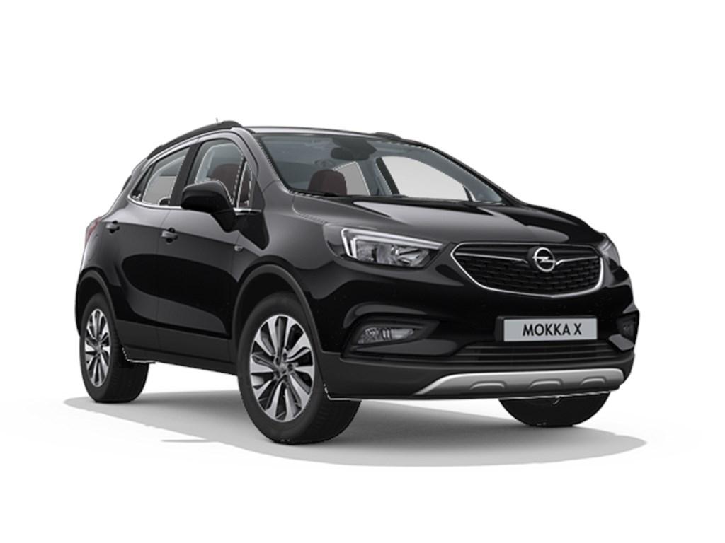 Tweedehands te koop: Opel Mokka Zwart - X Innovation 14 Turbo 140pk Automaat 6 - Nieuw - Navigatie - Leder