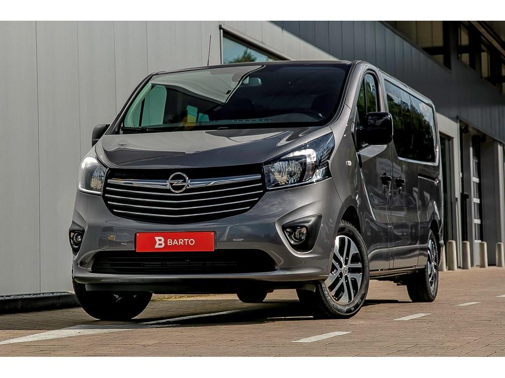 Tweedehands te koop: Opel Vivaro Grijs - Combi Life L2H1 16 CDTi 146pk - 7 plaatsen - 28290 Euro BTW34231 BTW incl - Nieuw