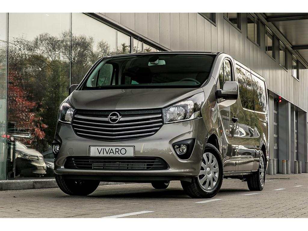 Tweedehands te koop: Opel Vivaro Beige - Tourer Combi Plus L2H1 16 CDTi 125pk - 8 plaatsen - 21755 Euro BTW26324 BTW incl - Nieuw