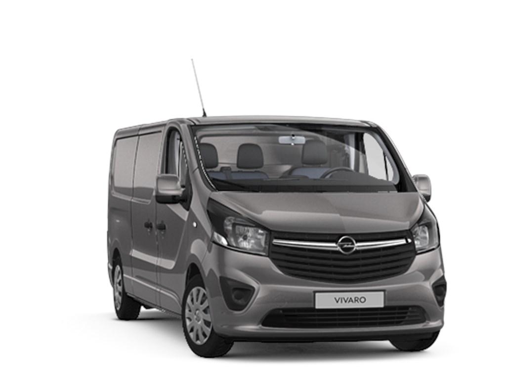 Tweedehands te koop: Opel Vivaro Grijs - Gesl Bestelw Edition 16 CDTi 125pk man 6 L2H1 - 19612 Euro BTW23730 BTW incl - Nieuw