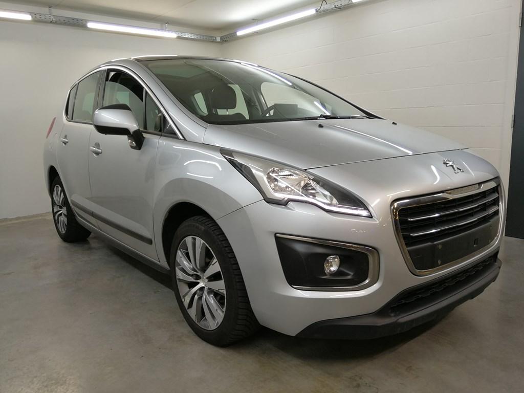 Peugeot 3008 4/5 Deurs