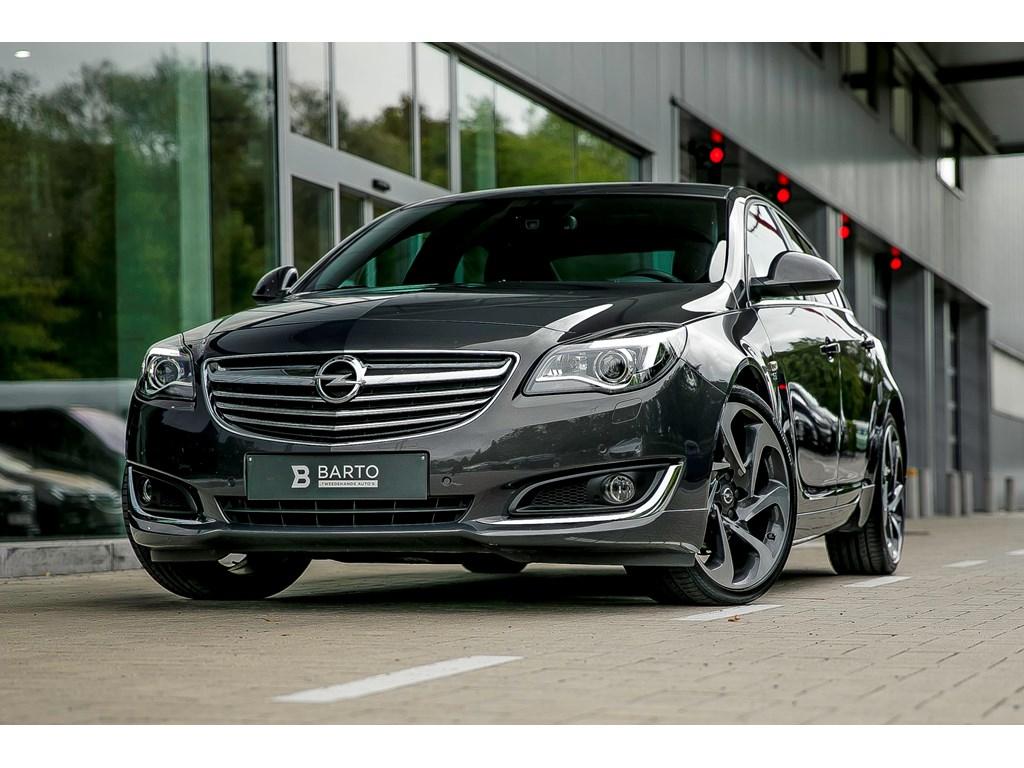 Tweedehands te koop: Opel Insignia Anthraciet - 20d 130pk - Xenon - 20 - OPC line - Flexride -