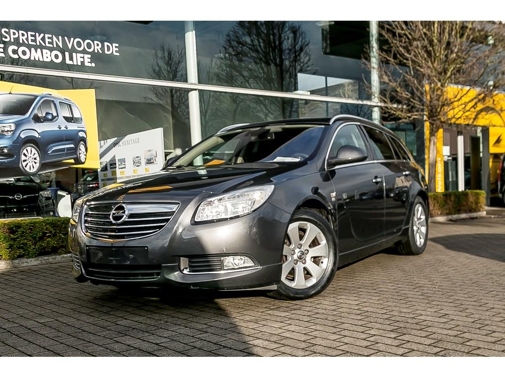Tweedehands te koop: Opel Insignia Grijs - 20 130pk - Navi - OPC Exterior Pack - Parkeersens va - 1J Volledige garantie