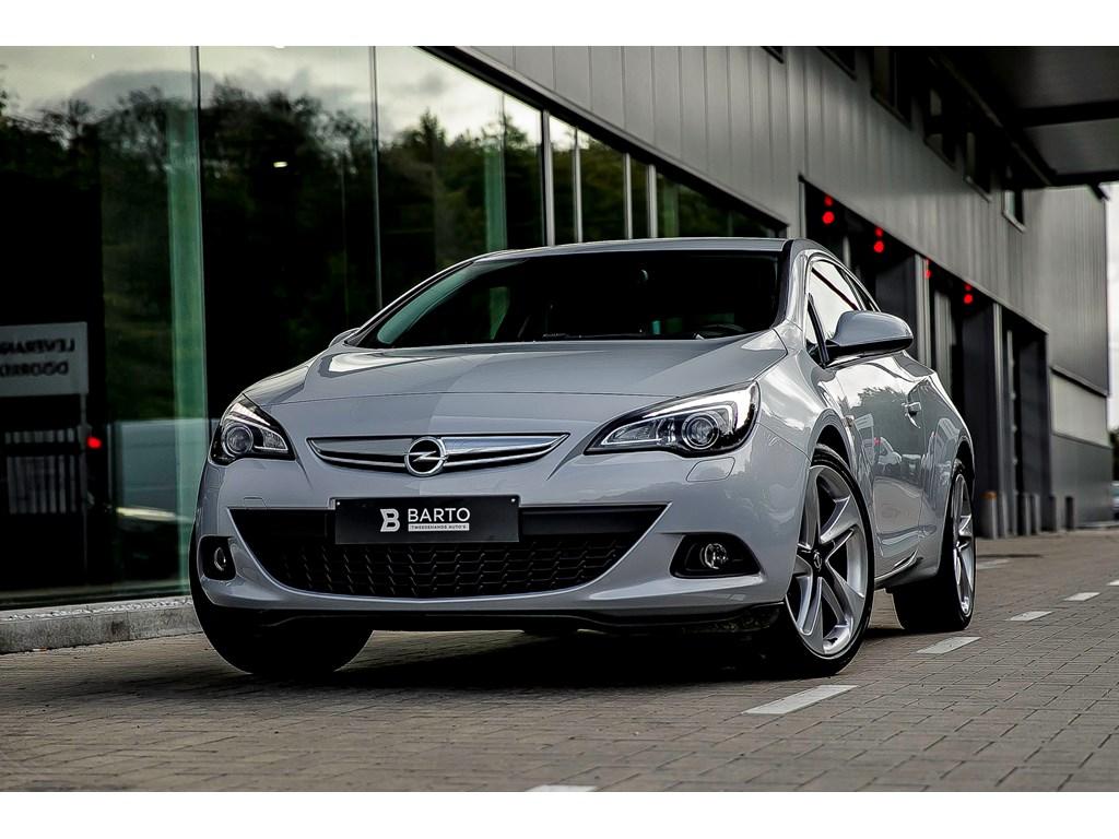 Tweedehands te koop: Opel Astra Grijs - 14b Turbo 120pk - Xenon - Auto Airco - Navi - Bluetooth -
