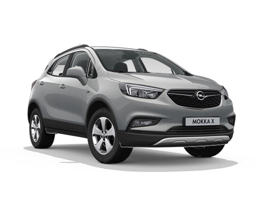 Tweedehands te koop: Opel Mokka Grijs - Edition 14 Turbo benz Manueel 6 versnellingen StartStop - 120pk 88kw - Nieuw
