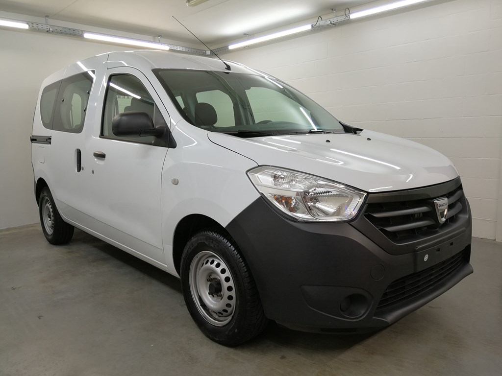 Dacia Dokker 4/5 Deurs