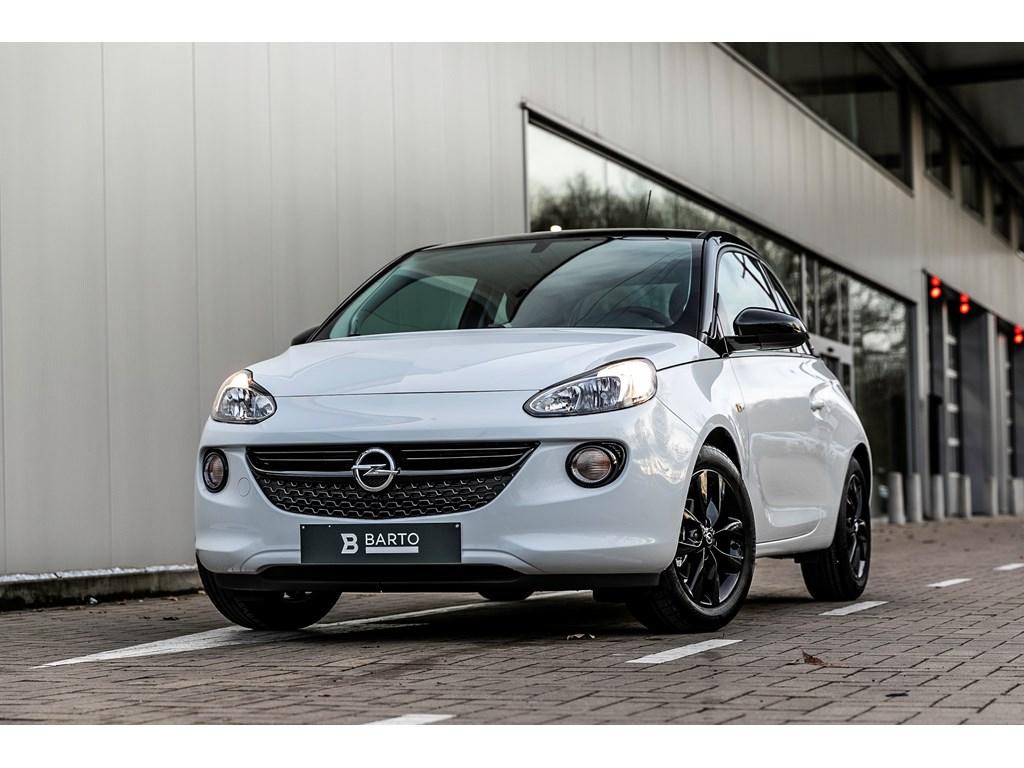 Tweedehands te koop: Opel ADAM Wit - Jam 12 Benz 70pk - Manueel 5 versn - Nieuw