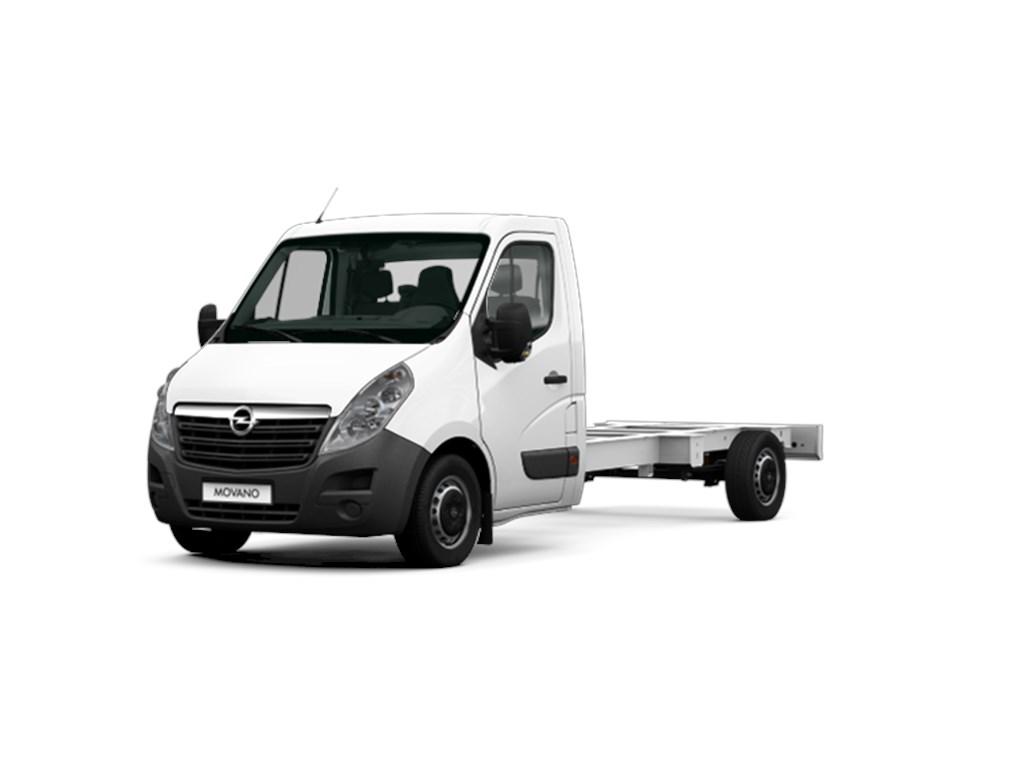Tweedehands te koop: Opel Movano Wit - Gesl Laadkast L3H1 3pl FWD SRW - 23CDTi 145pk - 26452 excl BTW 32007 Euro Incl - Nieuw