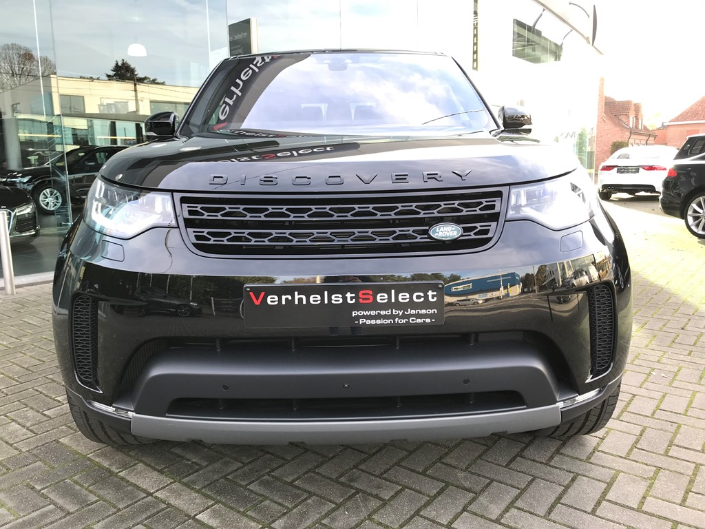 Land Rover-New Discovery