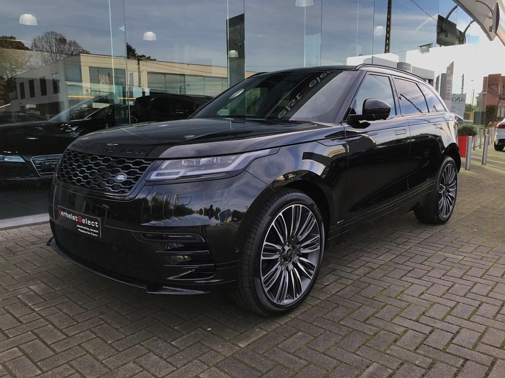 Land Rover-Range Rover Velar