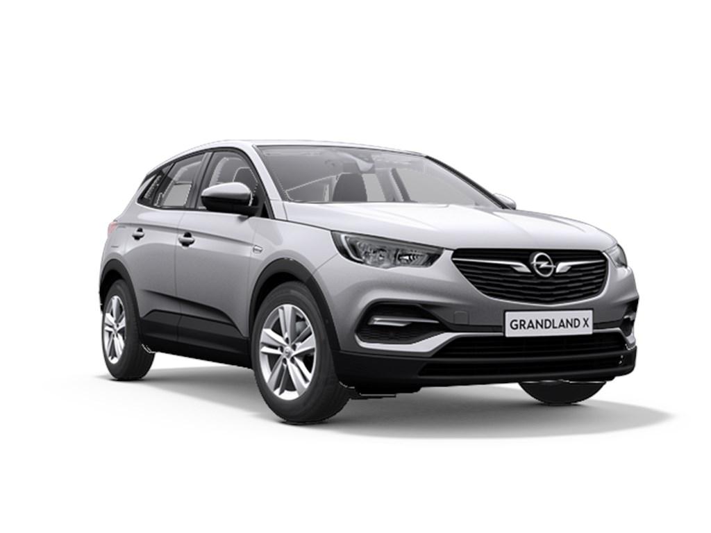 Tweedehands te koop: Opel Grandland X Grijs - Edition 12 Turbo benz Automaat 8 StartStop - 130pk 96kw - Nieuw