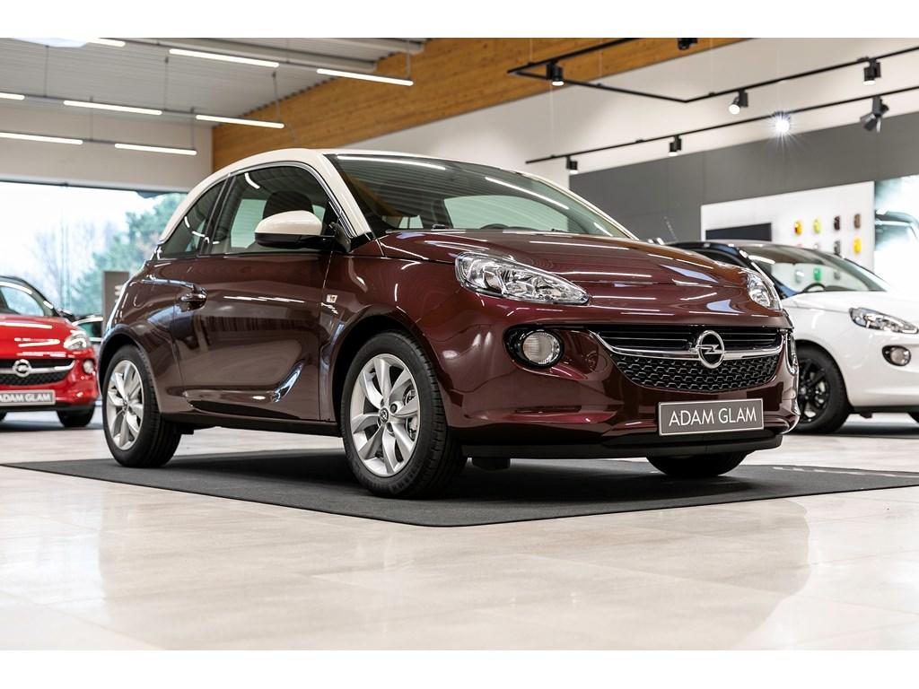Tweedehands te koop: Opel ADAM Purper - Jam 12 Benz 70pk - Manueel 5 versn - Nieuw