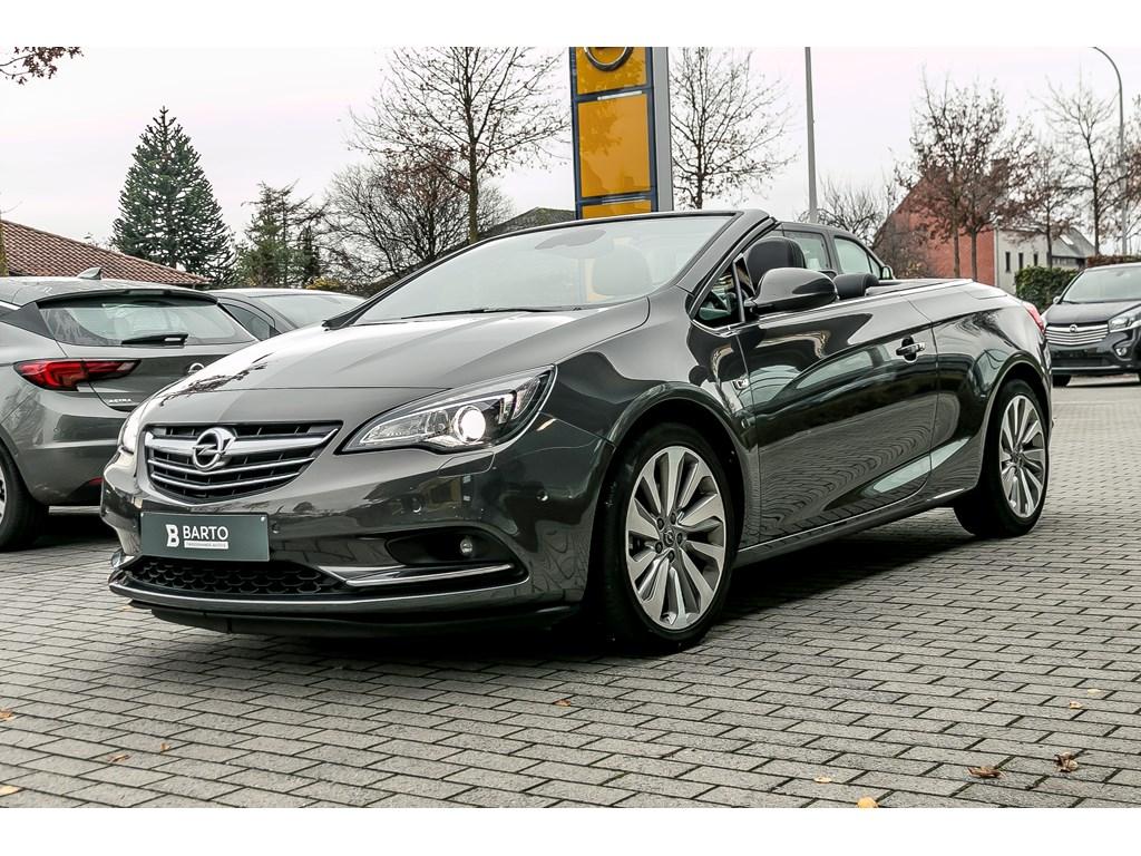 Tweedehands te koop: Opel Cascada Grijs - 20d 165pk - Leder - 19 - Auto Airco - Navi -