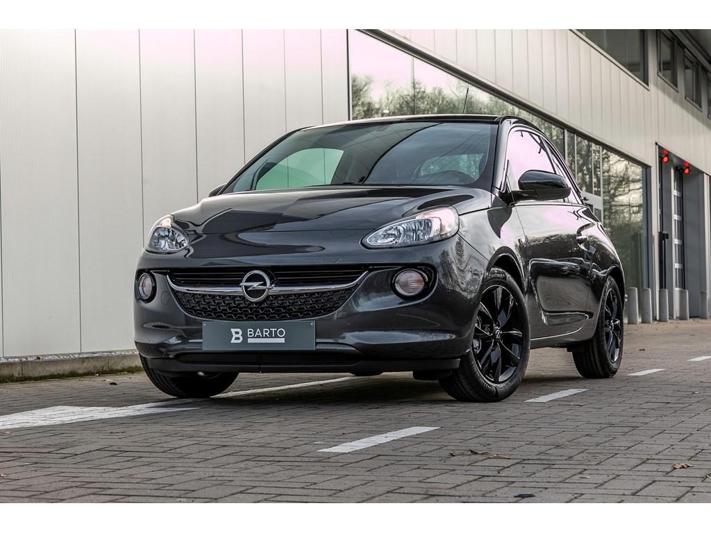 Tweedehands te koop: Opel ADAM Grijs - Jam 12 Benz 70pk - Manueel 5 versn - Nieuw