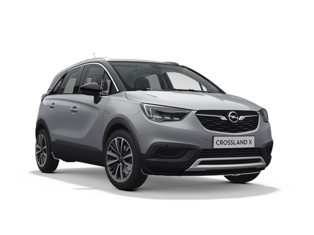 Opel-Crossland-X-Grijs-Innovation-12-Turbo-benz-Automaat-6-StartStop-110pk-81kw-Nieuw