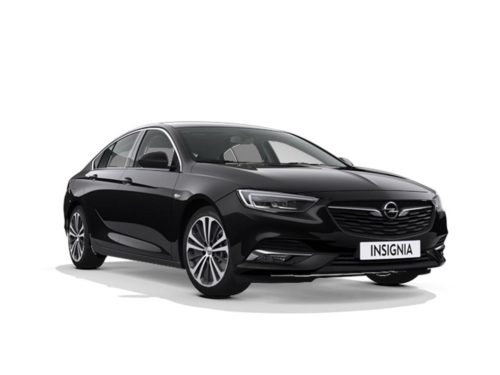 Tweedehands te koop: Opel Insignia Zwart - Grand Sport Innovation - NIEUW - 15 Turbo Automaat 6 StartStop 165pk - Leder - Navi -