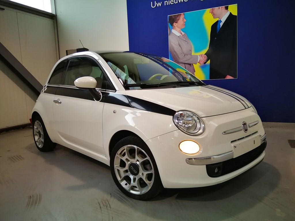 Fiat 500 2/3 Deurs