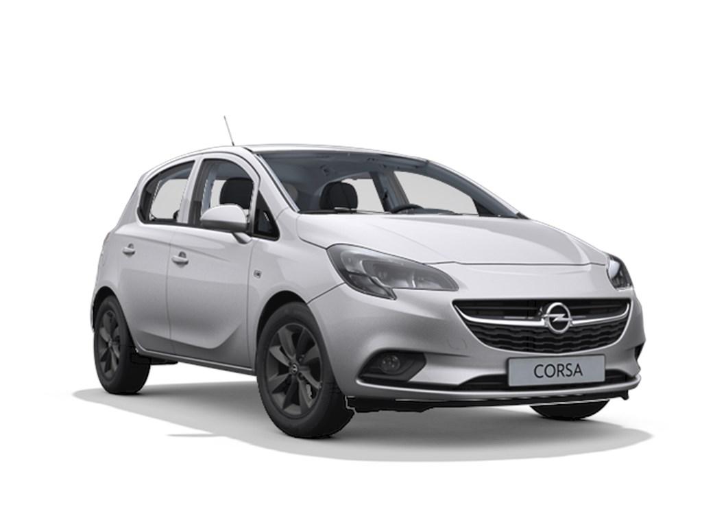 Tweedehands te koop: Opel Corsa Zilver - 5-deurs 120 Years Edition 12 Benz 70pk - Nieuw