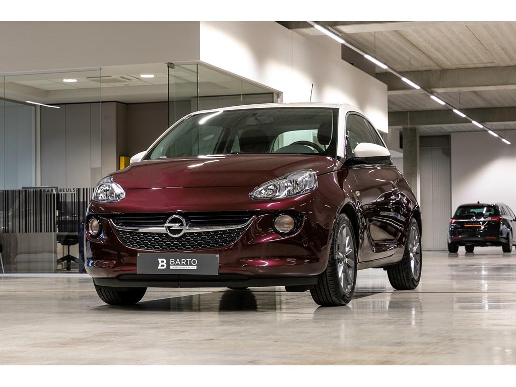 Tweedehands te koop: Opel ADAM Rood - 12b 70pk - Navi - Parkeersens - Intellilink - 3000 kms