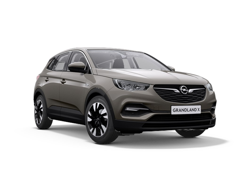 Tweedehands te koop: Opel Grandland X Grijs - Innovation 15 Turbo D BlueInjection Ecotec D - Man 6 versn StartStop - 130pk 96kw - Nieuw