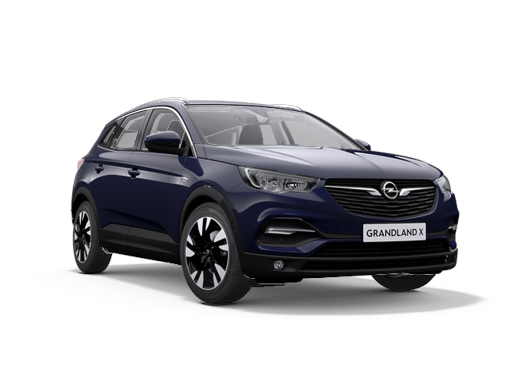 Tweedehands te koop: Opel Grandland X Purper - Innovation 15 Turbo D BlueInjection Ecotec D - Man 6 versn StartStop - 130pk 96kw - Nieuw