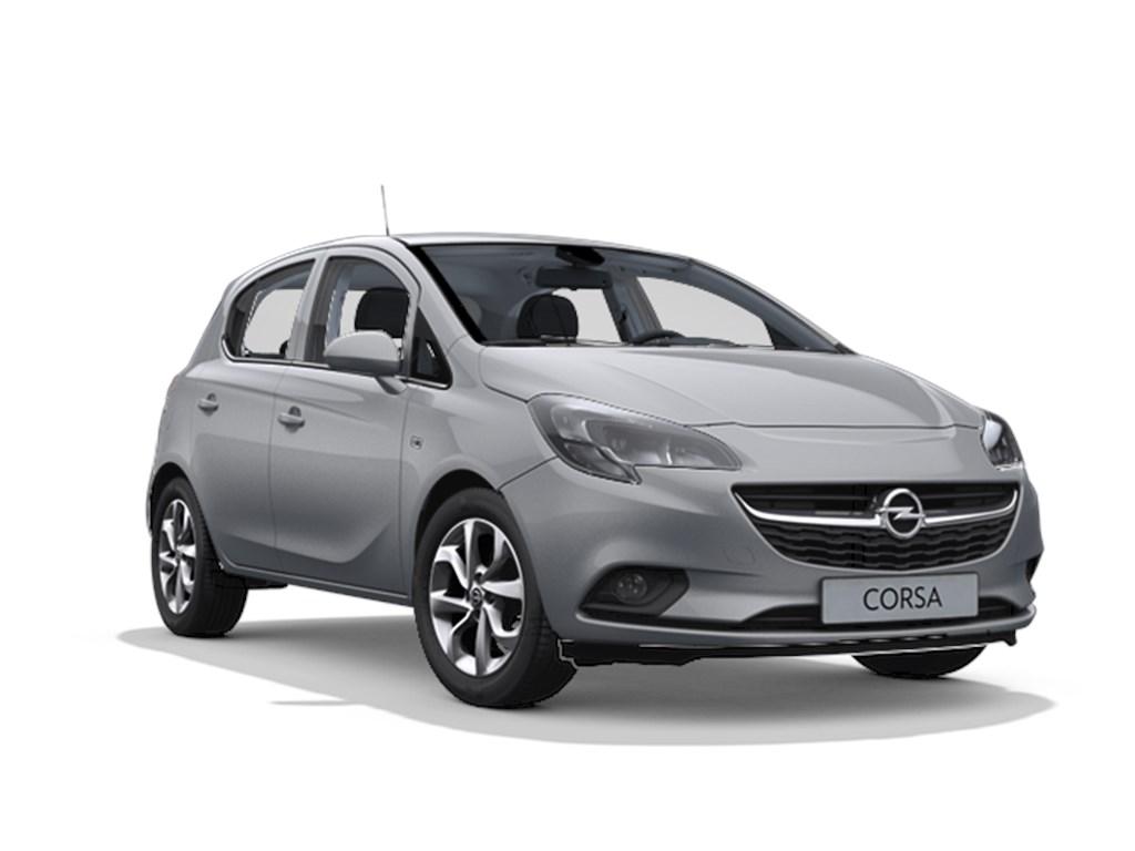 Tweedehands te koop: Opel Corsa Grijs - 5-deurs Cosmo 14 Benz 90pk - AUTOMAAT - Nieuw