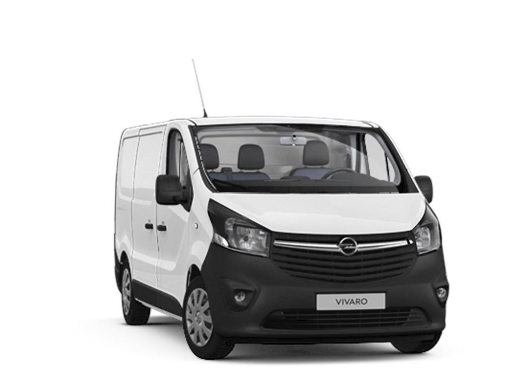 Tweedehands te koop: Opel Vivaro Wit - Gesloten Bestelwagen Edition L1H1 MTM27T 16 CDTi 120pk 88kw - Nieuw