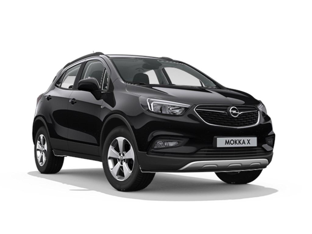 Tweedehands te koop: Opel Mokka Zwart - Edition 14 Turbo benz Manueel 6 versnellingen StartStop - 120pk 88kw - Nieuw