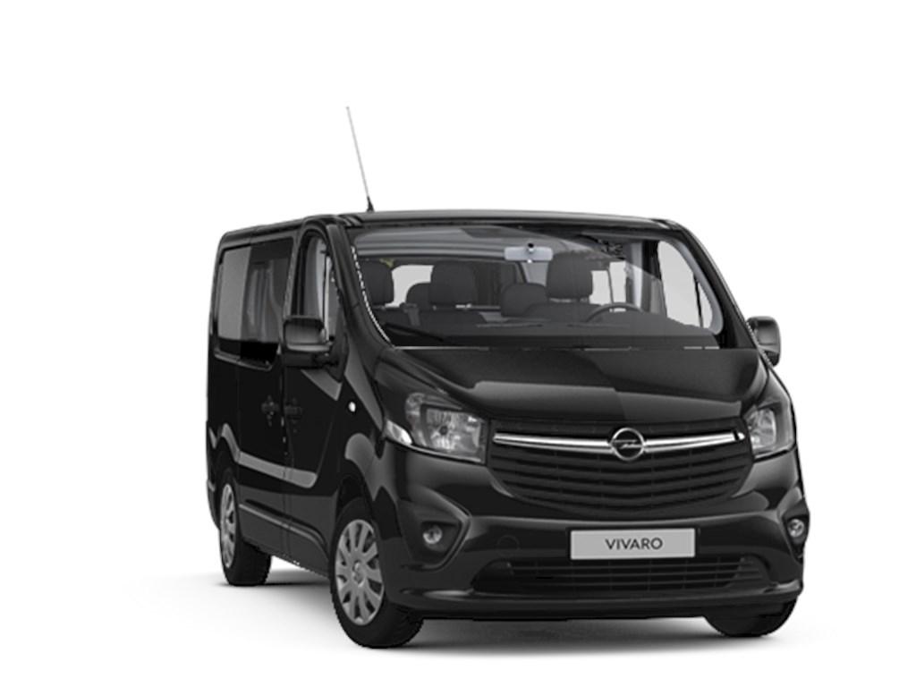 Tweedehands te koop: Opel Vivaro Zwart - Dubbele Cabine Sportive 5pl L1H1 MTM27T 16 CDTi 146pk 107kw - Nieuw