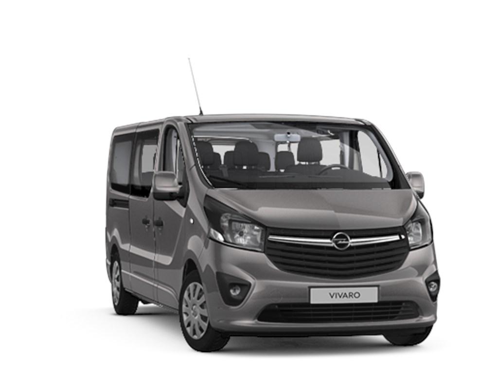 Tweedehands te koop: Opel Vivaro Grijs - Combi 8pl L2H1 MTM29T 16 CDTi 120pk 89kw - Nieuw