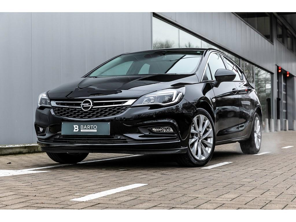 Tweedehands te koop: Opel Astra Zwart - 14 150pk - Navi - Camera - Offlane - Botswaarsch -