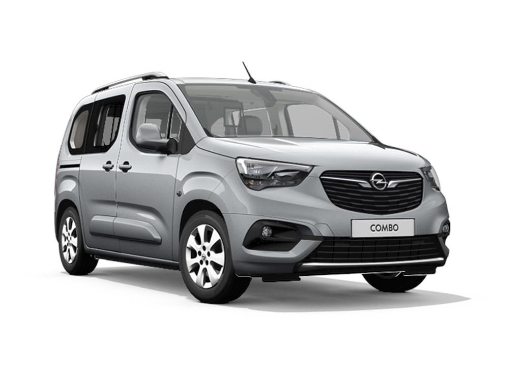 Tweedehands te koop: Opel Combo Grijs - Life Innovation 12 Turbo benz Manueel 6 StartStop - 110pk 81kw - Nieuw