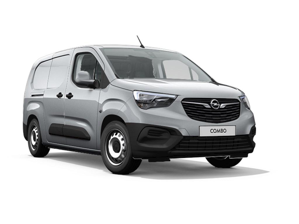 Tweedehands te koop: Opel Combo Grijs - L2H1 Edition 16 Turbo D Diesel Manueel 5 StartStop - 99pk 73kw - Nieuw