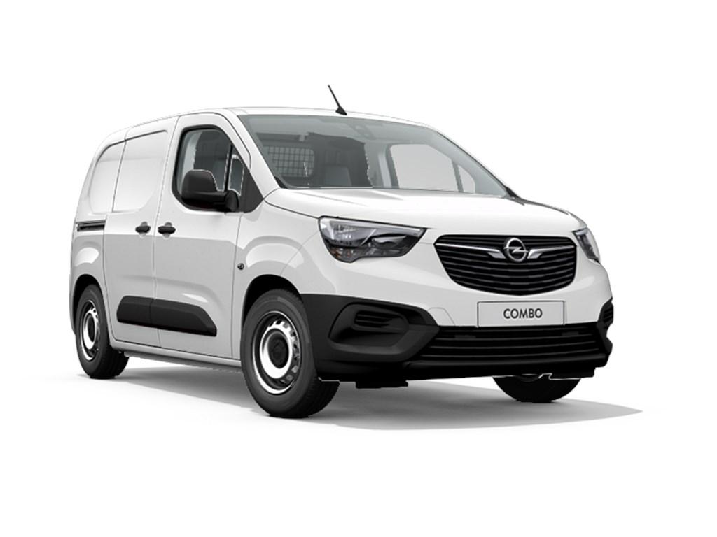 Tweedehands te koop: Opel Combo Wit - L1H1 Comfort 16 Turbo D Diesel Manueel 5 - 75pk 56kw - Nieuw