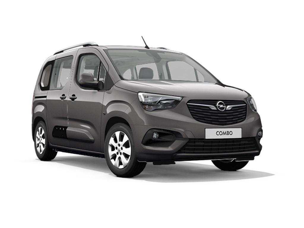 Tweedehands te koop: Opel Combo Grijs - Life Edition 15 Turbo D BlueInjection Diesel Manueel 5 StartStop - 102pk 75kw - Nieuw