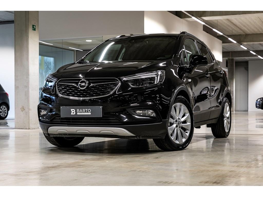 Tweedehands te koop: Opel Mokka Zwart - 14b 140pk - Automaat - LED Matrix - Leder - Keyless -