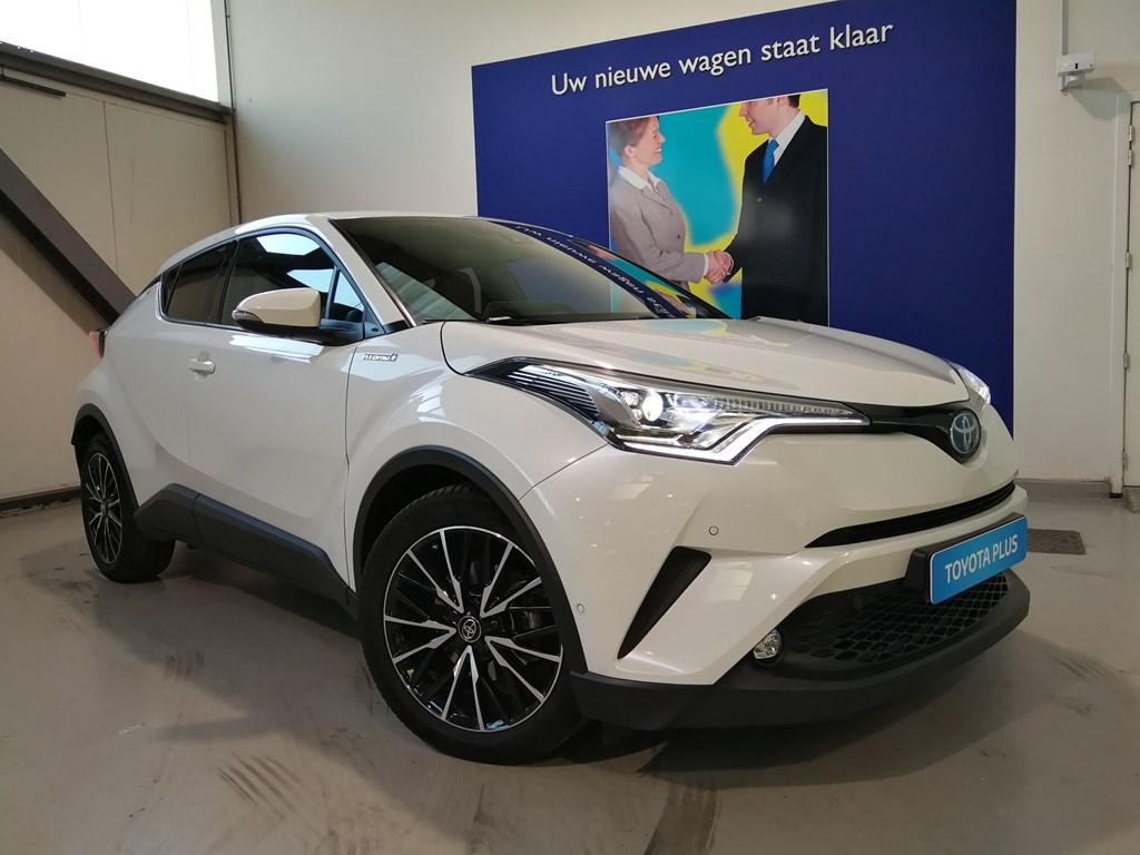 Toyota C-HR 4/5 Deurs