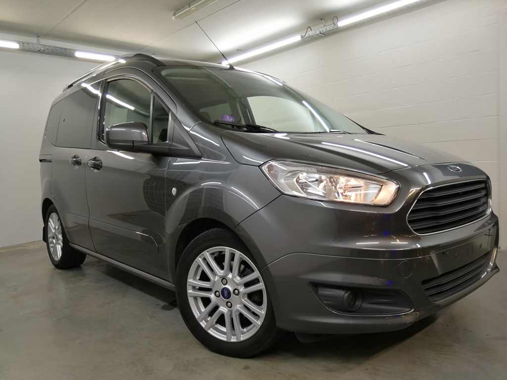 Ford Tourneo 4/5 Deurs