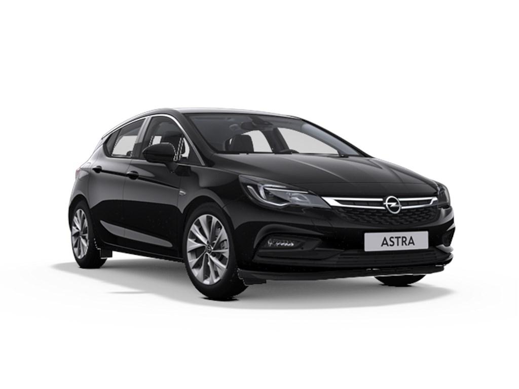 Tweedehands te koop: Opel Astra Zwart - 5-Deurs 10 Turbo 105pk Innovation Start Stop Manueel 5 - Nieuw